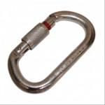 PETZL Karabijnhaak OK         M33 SL screw-lock