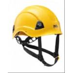 PETZL Klimmershelm geel       Vertex Vent geel